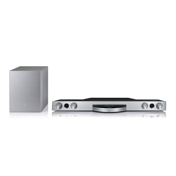 lg bb5521a 4 1 soundbar mit 3d blu ray player silber wlan. Black Bedroom Furniture Sets. Home Design Ideas