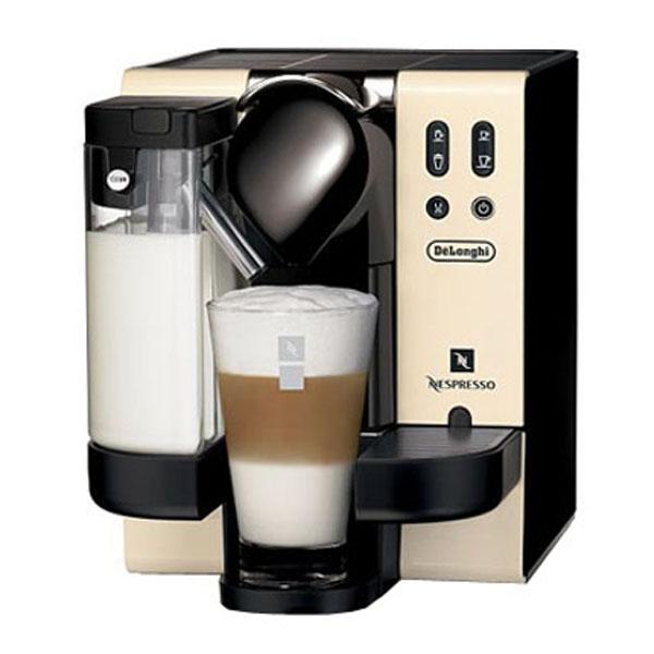 delonghi en 660 lattissima nespressomaschine creme wei 50 euro gutschein ebay. Black Bedroom Furniture Sets. Home Design Ideas