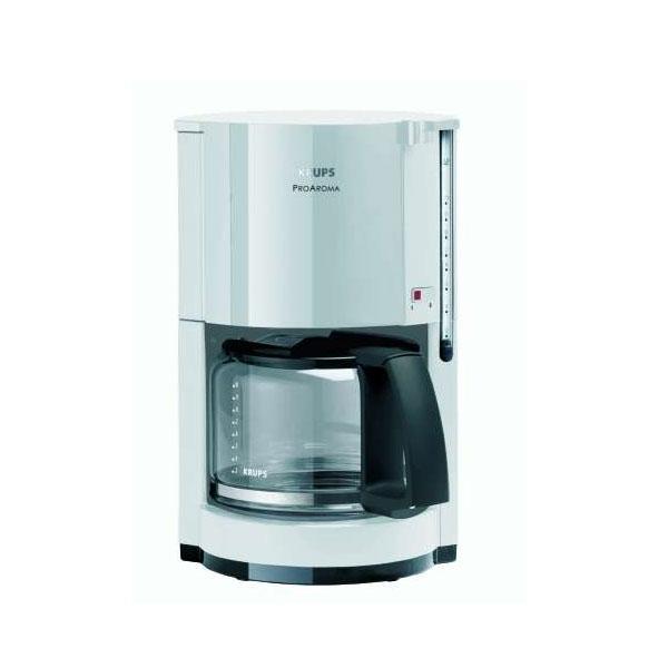 krups f 309 7c 10 tassen kaffeemaschine kaffeeautomat tropf stopp hei br hsystem ebay. Black Bedroom Furniture Sets. Home Design Ideas