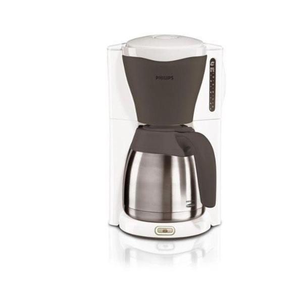 philips hd 7544 56 kaffeeautomat viva collection wei grau kaffeemaschine ebay. Black Bedroom Furniture Sets. Home Design Ideas