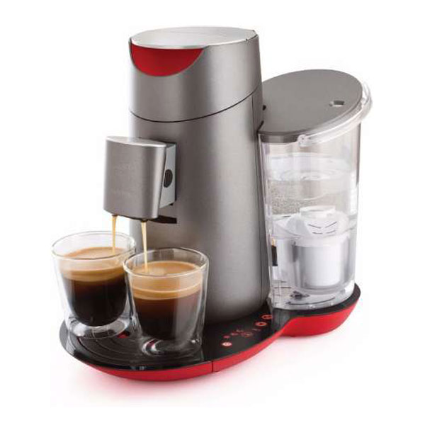 philips hd 7873 50 senseo twist chinese fire kaffeepadmaschine kaffeeautomat ebay. Black Bedroom Furniture Sets. Home Design Ideas