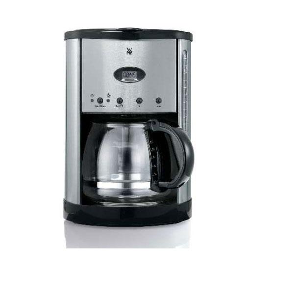 wmf genio kaffeemaschine glas 900 watt leistung timer und sofort br hfunktion ebay. Black Bedroom Furniture Sets. Home Design Ideas