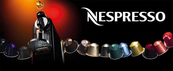 Nespresso Markenwelt