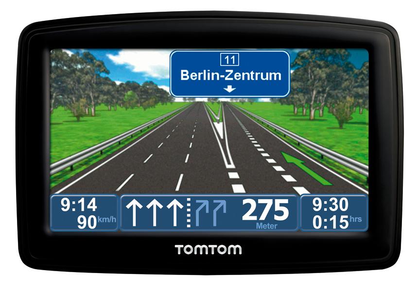 TomTom XL IQ Routes 2 Classic CE Navigationsgerät