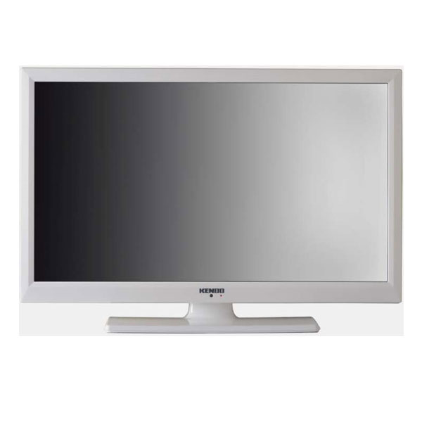 kendo led 22fhd131 wei 22 zoll 56cm full hd lcd tv fernseher ebay. Black Bedroom Furniture Sets. Home Design Ideas