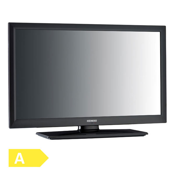 kendo led 26hd131 schwarz 66cm 26 hd led fernseher dvb t c tuner ebay. Black Bedroom Furniture Sets. Home Design Ideas