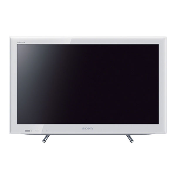 sony kdl 26ex555 waep 66cm led fernseher wei kdl 26 ex 555 x reality wlan ebay. Black Bedroom Furniture Sets. Home Design Ideas