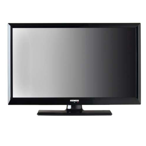 kendo led 24dvd138 sat 61cm 24 led fernseher dvd player. Black Bedroom Furniture Sets. Home Design Ideas