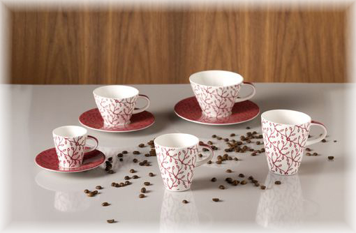 villeroy boch caff club floral berry mokka espressountertasse 12 cm ebay. Black Bedroom Furniture Sets. Home Design Ideas