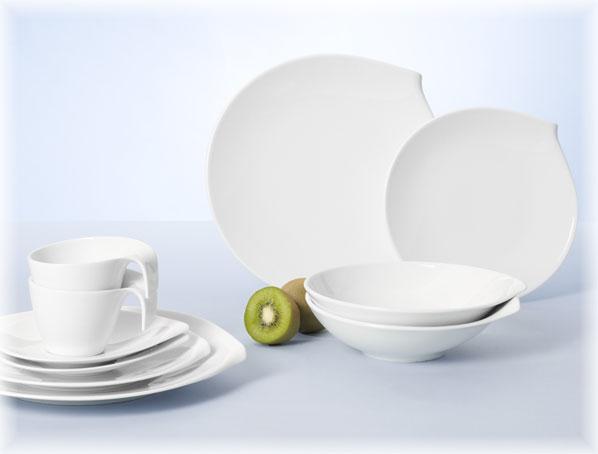 villeroy boch flow suppenschale 21x20cm v b schale premium porcelain. Black Bedroom Furniture Sets. Home Design Ideas